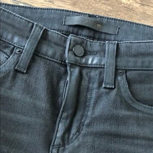 Joe's Jeans Jeans - Black distressed skinny jeans